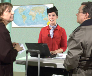 How to Check In at and Airport