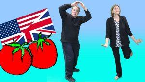 Tomahto - Tomayto: British and American Pronunciation
