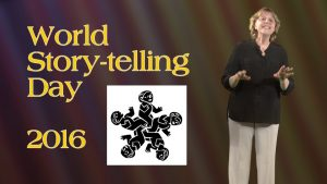 World Story-Telling Day 2016