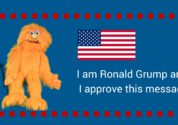 Vote Ronald Grump and Make American Great Again
