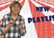 A US election playlist