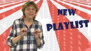 A US election playlist - 2016