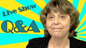 Q&A 5 Language change, word frequencies, effectual, autumn, fall and our live show
