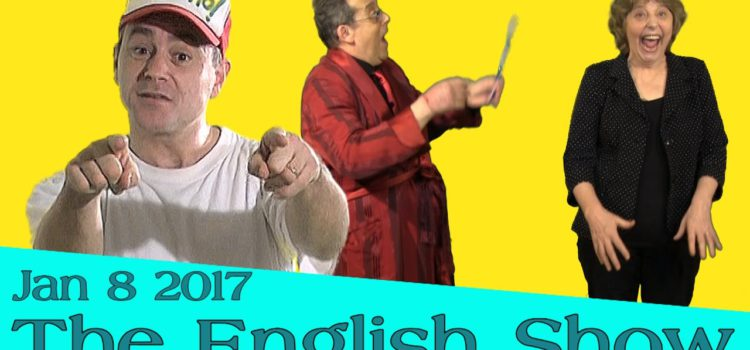 The English Show – Make and Do