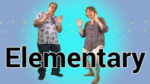elementary level free videos