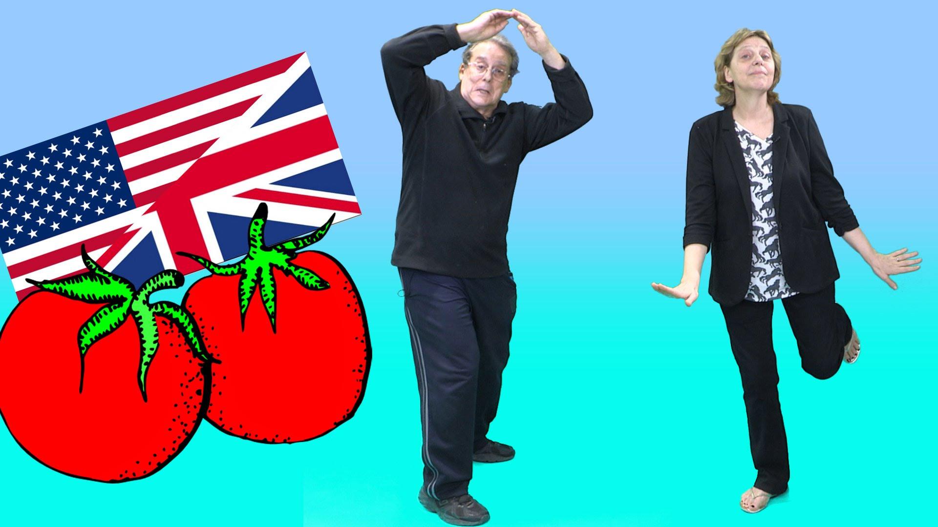 British and American pronunciation