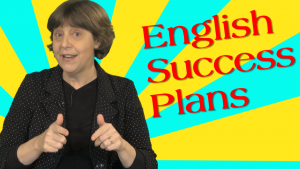 How to learn Engllsh plan