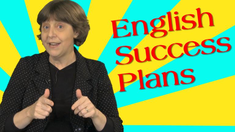 How to learn Engllsh plan