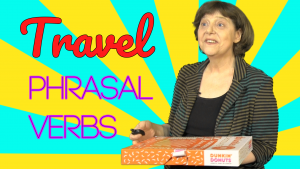 Travel Phrasal Verbs