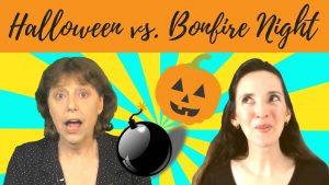 Halloween vs. bonfire night