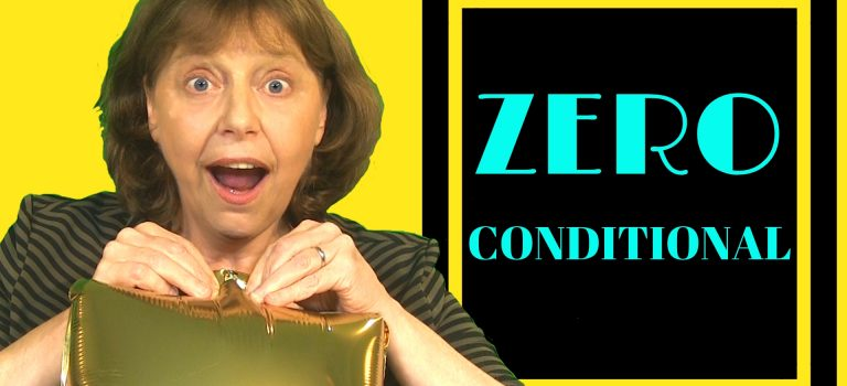 The Zero Conditional in Action – English Grammar