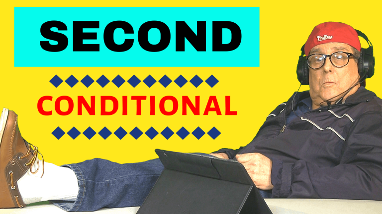 second conditional examples