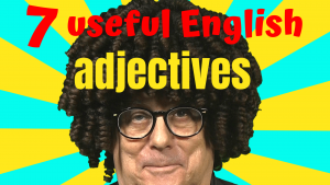 useful english adjectives