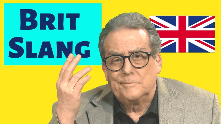 British slang have a butcher's