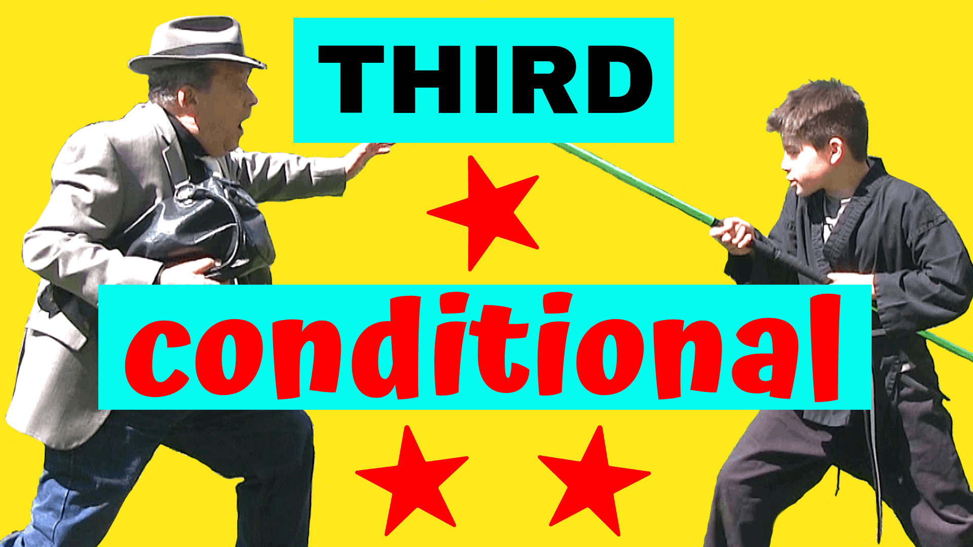 how to form the third conditional examples