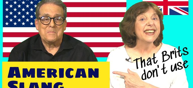American English slang lesson