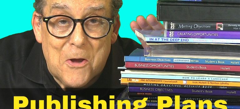 english publishing vocabulary