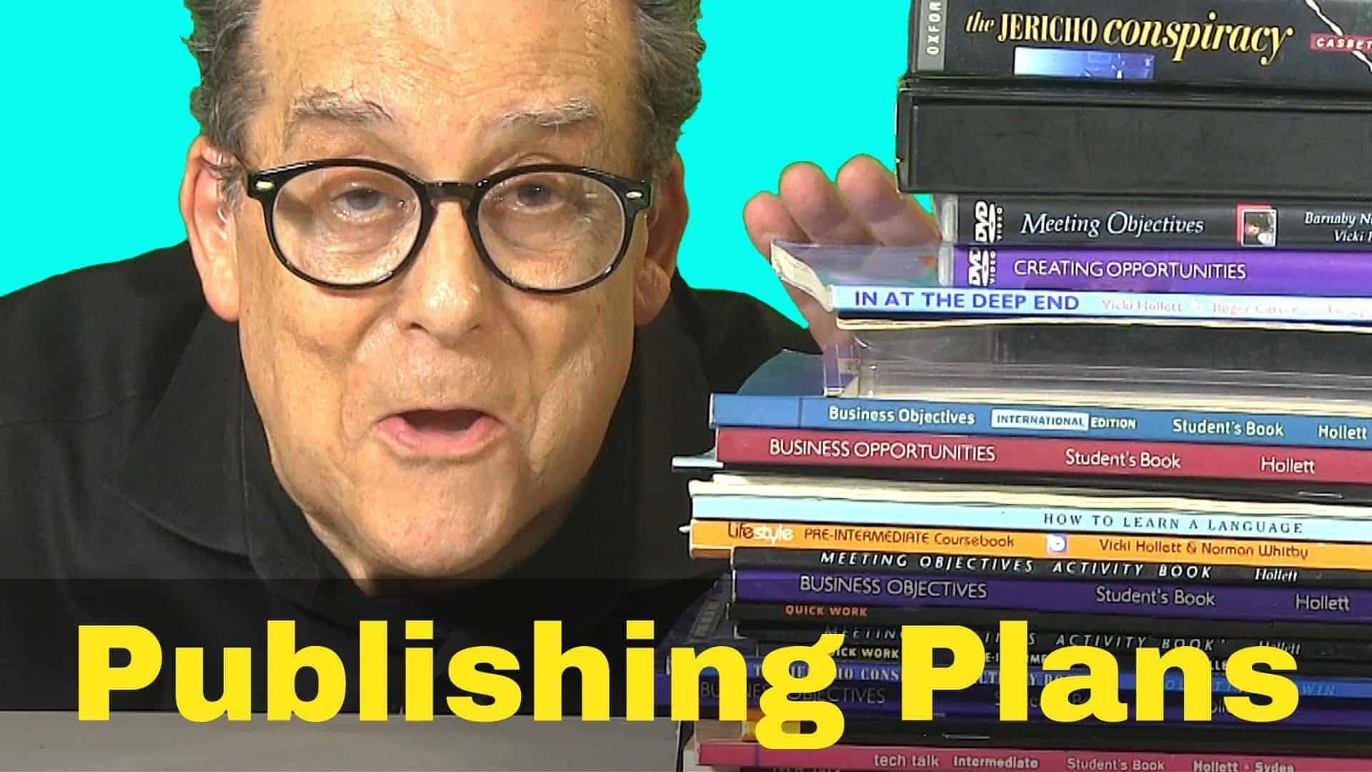 english publishing vocabulary
