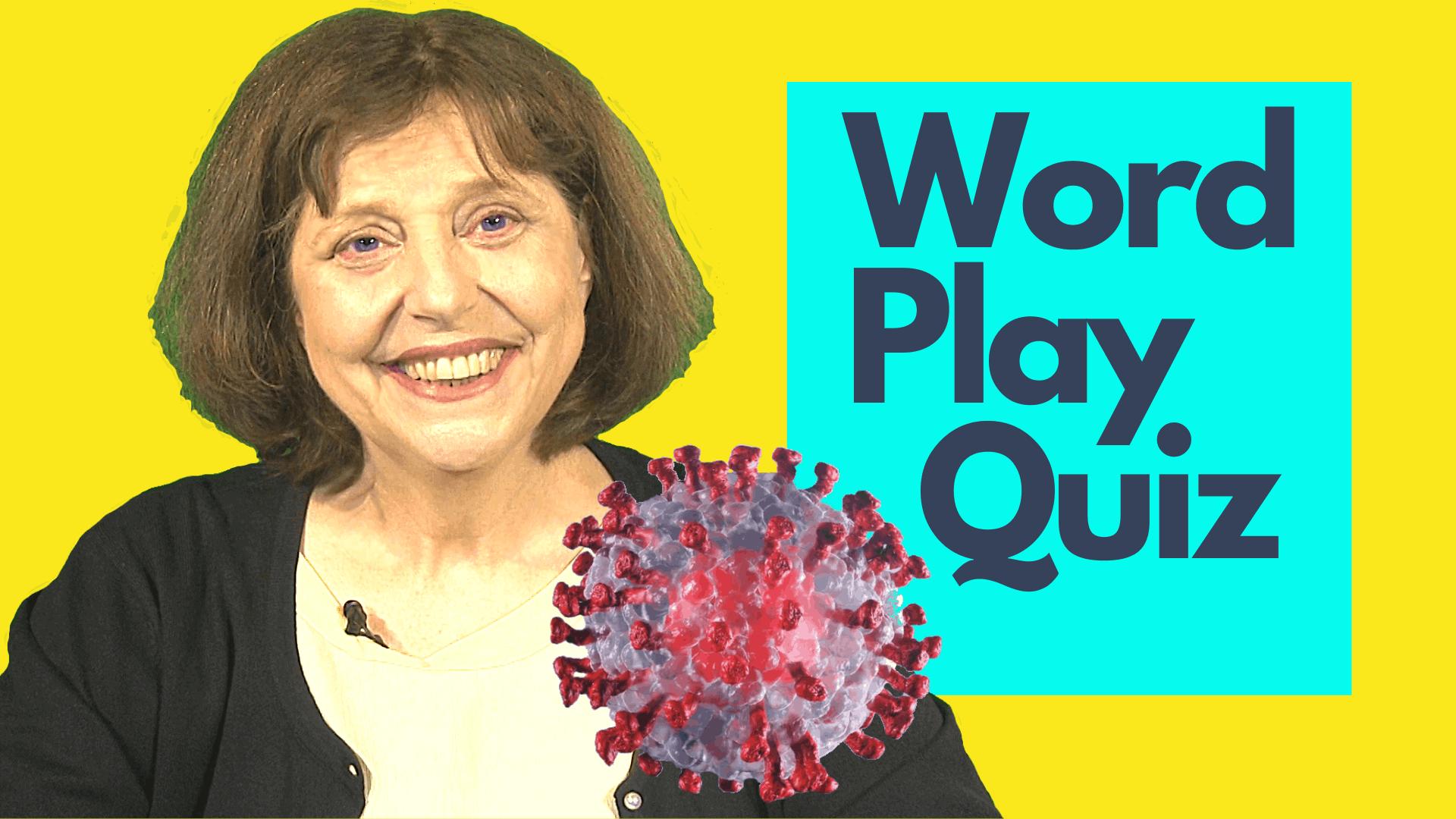COVID-19 wordplay quiz