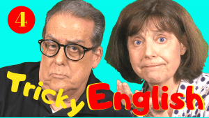 How good is your English? Quiz 4