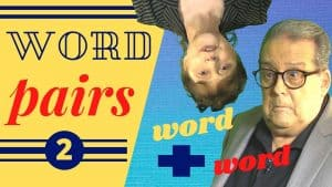 How English word pairs work