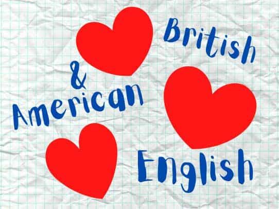 British&AmEnglish